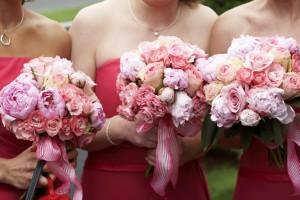 Bridesmaids Flower Bouquets