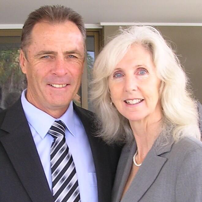 Photo ofGeoff and Susan O'Dea