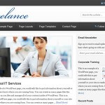 Freelance Child Theme By Studiopress
