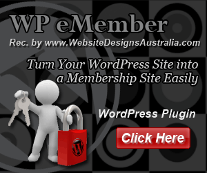 WordPress eMember Plugin