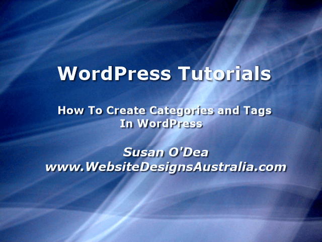 wordpress-categories-and-tags