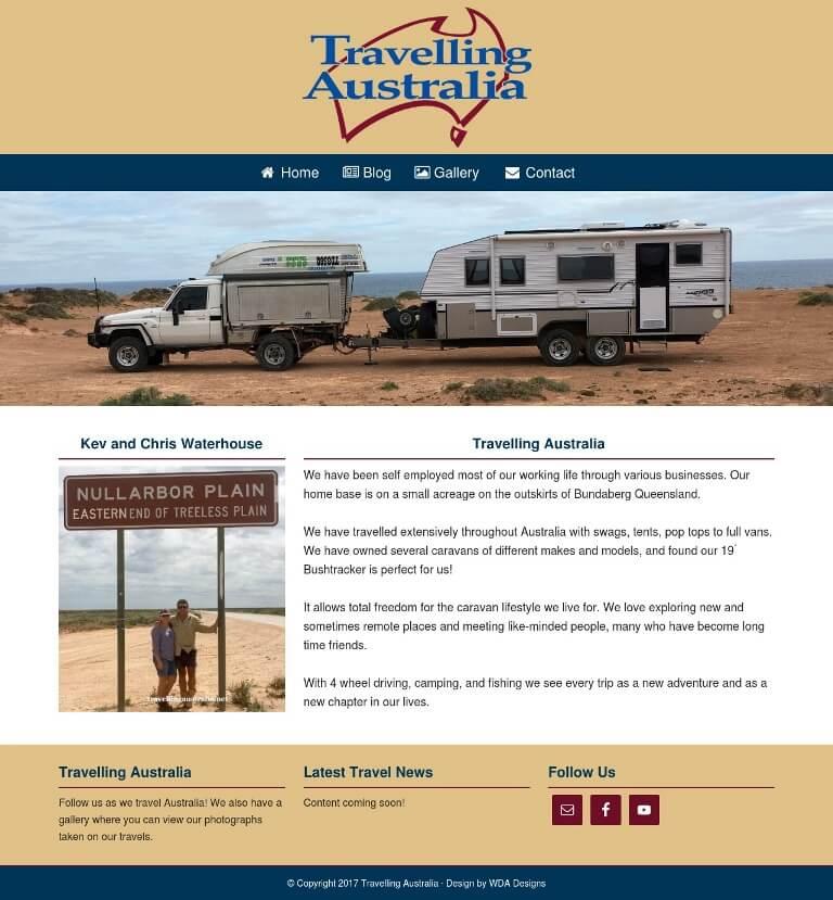Travelling Australia Screenshot