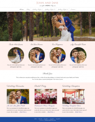 Wedding Invitation and Wedding Gallery Websites